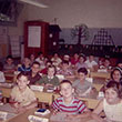 Coral Way Elementary Bilingual class in the 1960s